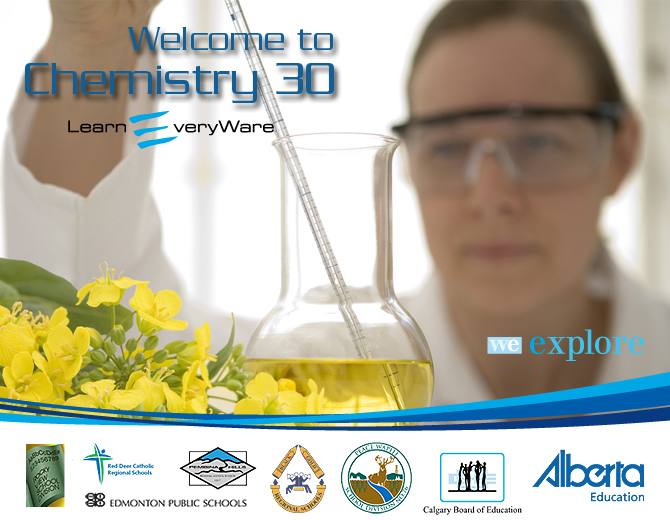 Course Image Chemistry 30